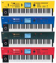 Keyboards were a popular Christmas gift! Electronic Music Instruments, Back In My Day, Those Were The Days, Post Punk, Piano Music, Old Toys, Music Is Life, My Childhood, Being Ugly