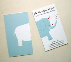42 Awesome Vector Business Cards For Inspiration at DzineBlog.com - Design Blog & Inspiration
