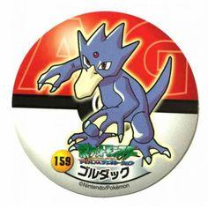 Pokemon 2006 Sapporo Ichiban Ramen AG Collection Series Golduck Sticker
