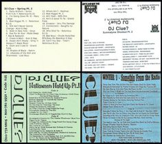 Best of the mixtape freestyles pt 2 dj clue for Classic house music mixtapes