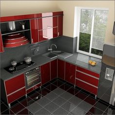 Mobilier pentru bucatarii mici. 16 exemple proiectate | Info-CS Sink, Kitchen Cabinets, Interior Design, Home Decor, Ale, Houses, Modern Kitchens, Trendy Tree, Architecture