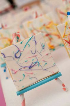 Little Big Company   The Blog: A Super Creative Painting Party by It's a Cake Thing by Jhoanee