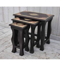 Bardzo ładne komplety stolików/taboretów. :D ✪ Komplet 1: http://bit.ly/1rafSSQ ✪ Komplet 2: http://bit.ly/1VxjOJu ✪ Komplet 3: http://bit.ly/1O029BL