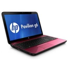 HP Pavilion g6-2211nr C2N64UA 15.6 Notebook AMD A4-4300M 2.5GHz 4GB DDR3 500GB HDD SuperMulti DVD burner AMD Radeon HD 7420G Windows 8 Ruby Red . $505.25