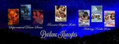 Author Darlene Kuncytes: #Books, #paranormal, #romance, #hot, #sexy, #bookboost