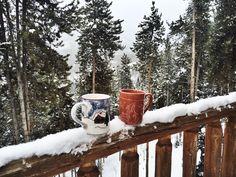 Coffee in the mountains. — underthecarolinamoon: macedonianmess: Lovin'...