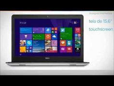 Notebook Dell Inspiron I15-5548-B20 Intel Core i7 8GB 1TB Windows 81 LED...
