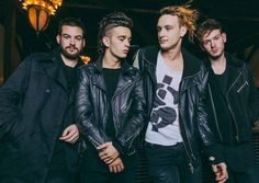 the 1975. This band is like ruining my life and I'm totally okay with that. ♥
