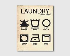 Vintage Laundry Wall Art Simple Found It At Wayfair  'the Laundry Room' Retro Framed Vintage Design Ideas