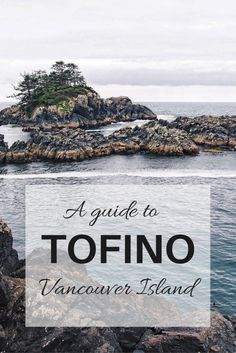 Guide to Tofino, Vancouver Island - Canada Travel & Photography - Ontario, Places To Travel, Travel Destinations, Places To Visit, Travel Tips, Travel Hacks, Vancouver Photography, Travel Photography, Banff
