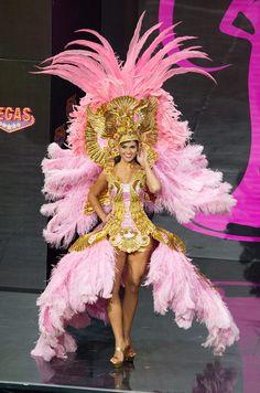 Desfile de traje nacional o de fantasía del Miss Universo 2013