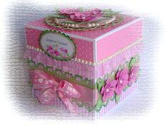 Cartões para todas as ocasiões feitas à mão.  Mestres - Feira artesanal cartão-box.  Handmade.
