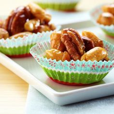 Chipotle Rosemary Nut Clusters