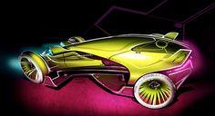 Alienware MK2 '12 on Behance