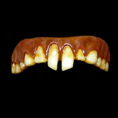 Grovel #FX Teeth by Dental Distortions at Grimm Brothers #Halloween