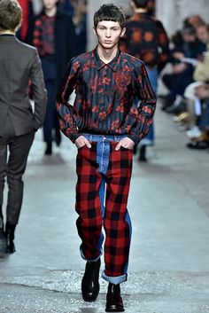 Dries Van Noten - Inverno 17/18