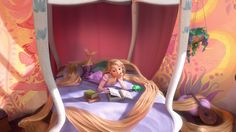 How To Decorate Your Room Like Rapunzel's | Lifestyle | Disney Style