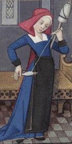Le Roman de la Rose. Bodleian, MS. Douce 195. French, late 15th century.