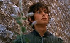 This is Benvolio from the 1980s movie Romeo and Juliet. He is all around caring, smart, understanding, honest, kind, and trustful chsracter who gets Romeo through some tougher times by simply talking to him any way he can.
