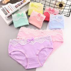 8a429c9ce632 Woman Cotton Cute Underwear Pure Cotton Vintage Lace Edge , Find Complete  Details about Woman Cotton