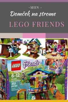 Mia a jej domček na strome Lego Friends, Frosted Flakes