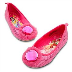 Sequin Ballet Flat Disney Princess love these for my lil girl