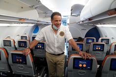 Cuomo travels to Savannah, Ga., to offer advice on fighting COVID-19   COVID-19 Coronavirus Local News   ontownmedia.com Visit Savannah, Savannah Chat, Kennedy Airport, Republican Leaders, New York Daily News, Interesting Information, His Travel, Lessons Learned