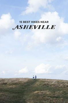 The Best Hikes Near Asheville NC - includes distance and difficulty // http://localadventurer.com