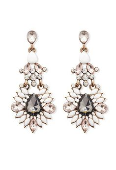 Petal Drop Earrings | Forever 21 - 1000178599