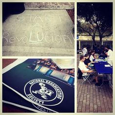 Come to the Perper Plaza to see what clubs you may want to join this semester @Lynn University!