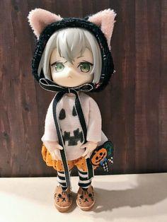 Anime Dolls, Bjd Dolls, Doll Toys, Chibi, Kawaii Doll, Anime Figurines, Polymer Clay Dolls, Smart Doll, Clay Figures