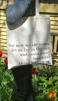 Neutral Milk Hotel lyric bags on Etsy! I may even go back to big purses just for that! Neutral Milk Hotel, Big Purses, We Are Young, Nice Things, Music Bands, Screen Printing, Count, Lyrics, Reusable Tote Bags