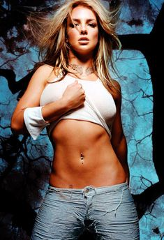 Britney Spears Abs