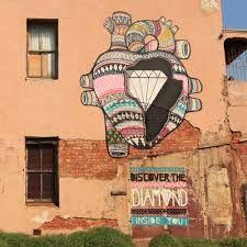 Woodstock Message Of Hope, Woodstock, Graffiti, Street Art, Artist, Cape Town, Cities, Spanish, Color