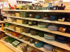 Such lovely colours! Particularly like the blue / terracotta combo and the green shades.  TKMaxx / Homesense