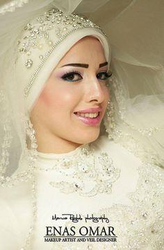 #bride #Egyptian #Muslima
