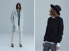 ATTACHMENT BY KAZUYUKI KUMAGAI - F/W 2015 COLLECTION LOOKBOOK • Guillotine