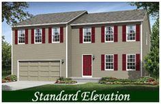 Pacific Blue Vinyl Siding By Certainteed Siding