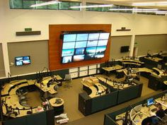 Public Safety Emergency Operations Center http://www.videowallreview.com/