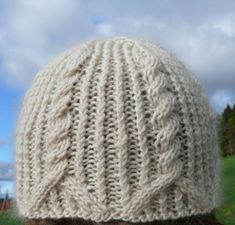 Daeneris, bonnet torse à torsades