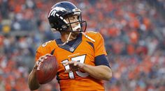 """From what we've heard about Siemian recently, his teammates and coaches have a lot of confidence in him."" #Broncos #Denver #TrevorSiemian #Sports #Football #NFL #QB"