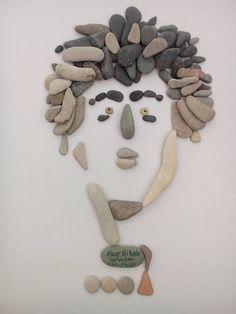 Sıradışı Sanatıyla Aşkı, Doğayı Ülkesindeki Dramı Çarpıcı sekılde Anlatan Suriyeli Taş Ustası Nizar Ali Badr