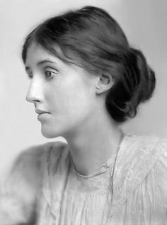 Virginia Woolf, the best female writer ever, wrote both non-fiction about women's rights and equality and innovative, stream-of-consciousness fiction.