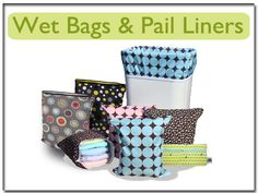 Cloth Diaper Wet Bags & Pail Liners: http://www.naturebumz.com/diapering-accessories/wet-bags-liners.html