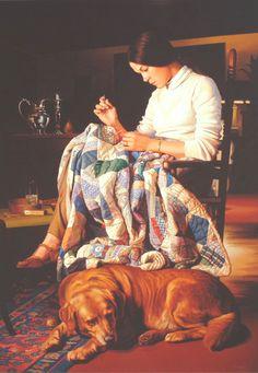 Marcia Sewing Variation III