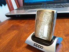 zippo lighter brass venetian new wick&flint original case vintage 1989 in Collectables, Tobacciana & Smoking Supplies, Lighters | eBay!
