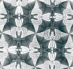 -by M. C. Escher...tessellation.GEM1518K - Mathematics in Art & Architecture - Project Submission