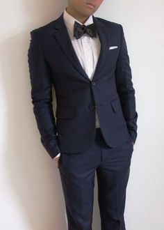 Prom suit for Desmond.