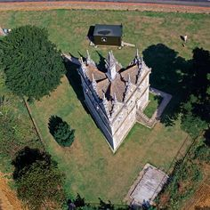 Rushton Triangular Lodge, Rushton, Northamptonshire