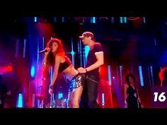 Enrique Iglesias & Nicole scherzinger Hot Heartbeat Live 2014 HD - YouTube